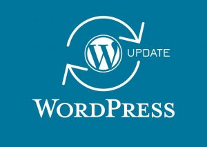 WordPress Update Banner Image
